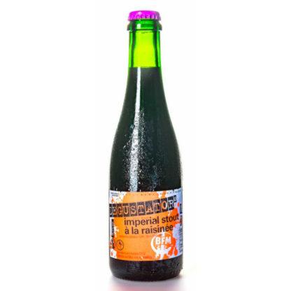 BFM - Bouteille Bière Degustator Raisinée 37.5cl
