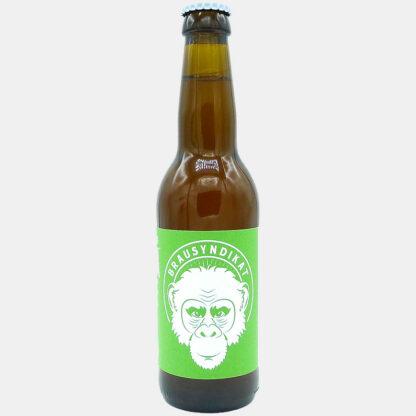 Brausyndikat Inda Pale Ale Bier Flasche