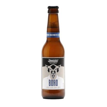 Bierflasche Dr. Brauwolf BOHO