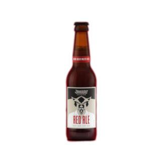 Dr Brauwolf bouteille bière Red Ale