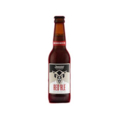 Dr Brauwolf Bierflasche Red Ale