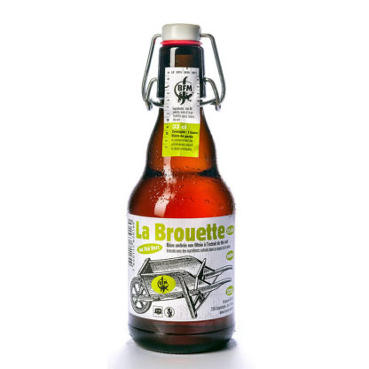 Brasserie BFM - Flasche Bier La Brouette 33cl