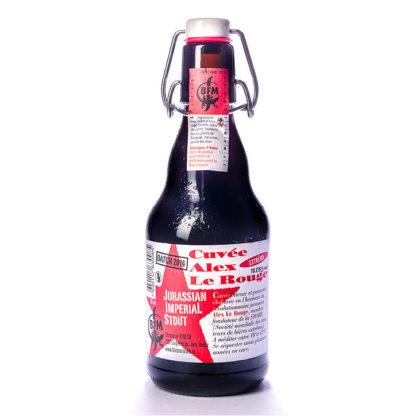 Brasserie BFM - Bouteille Bière Alex Le Rouge 33cl