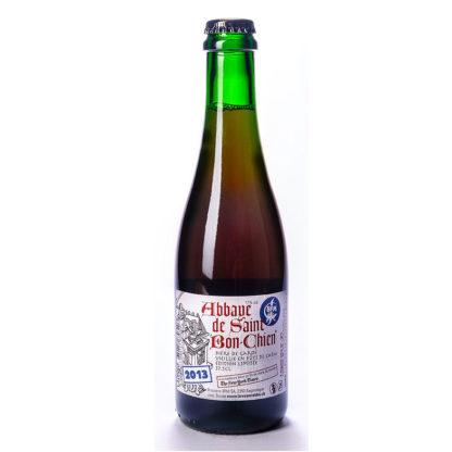Brasserie BFM - Bouteille Bière Abbaye St-Bon Chien 37.5cl