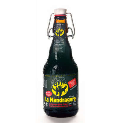Brasserie BFM - Bouteille Bière Mandragore 33cl