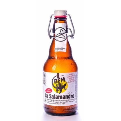 Brasserie BFM - Flasche Bier La Salamandre 33cl