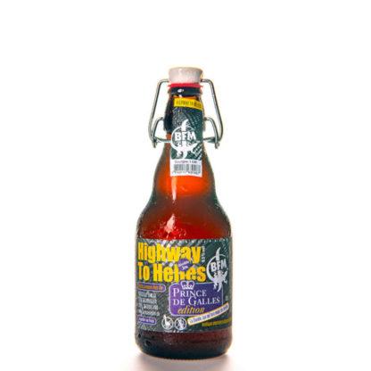 BFM - Bouteille bière Highway to Helles Prince de Galles 33cl
