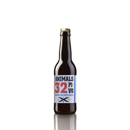 ODB - Bouteille Bière Animals 33cl