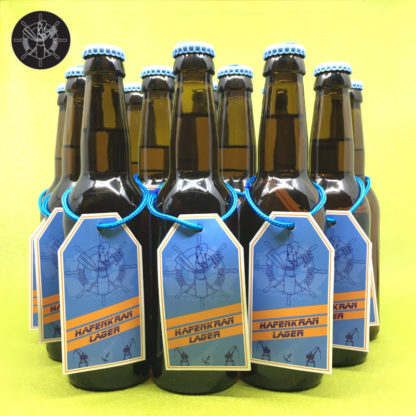 Fresh Brew Hafenkran Lager Ahoi Bier