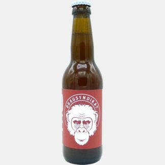 Brausyndikat Red Ale Bier Flasche