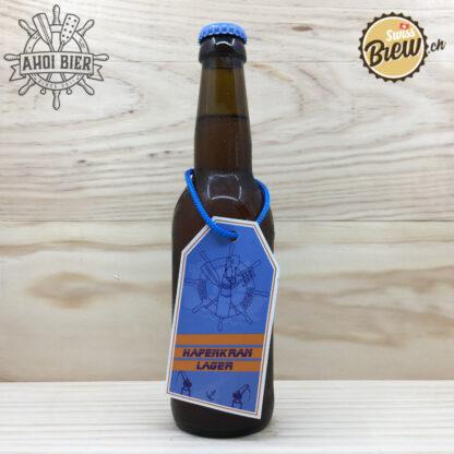 Ahoi Bier Hafenkran Lager