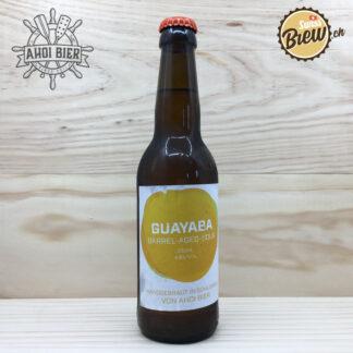 Ahoi Bier Labs Guayaba Barrel Aged Sour