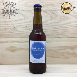 Ahoi Bier Labs Sabro Nelson Cherry Pale Ale
