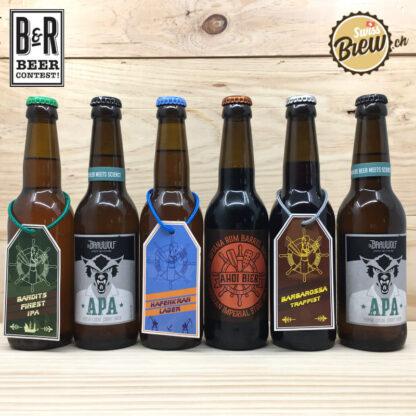 B&R Beer Contest 2021 Winner Pack