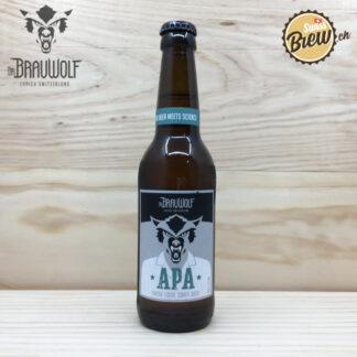Dr. Brauwolf American Pale Ale