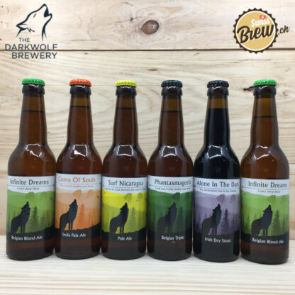 The Darkwolf Brewery Discovery Pack